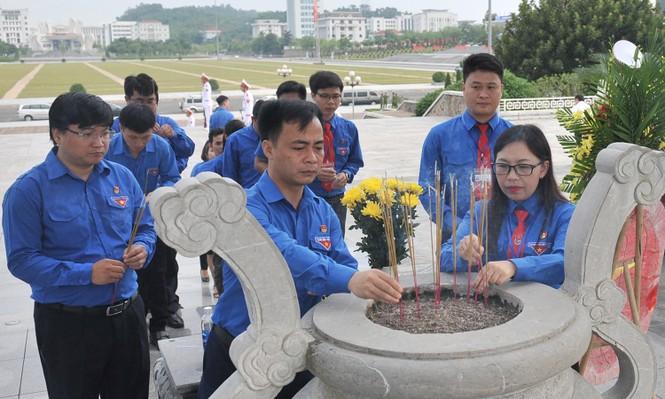 225 đại biểu tham dự Đại hội Đoàn tỉnh Lào Cai - ảnh 8