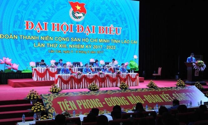 225 đại biểu tham dự Đại hội Đoàn tỉnh Lào Cai - ảnh 1