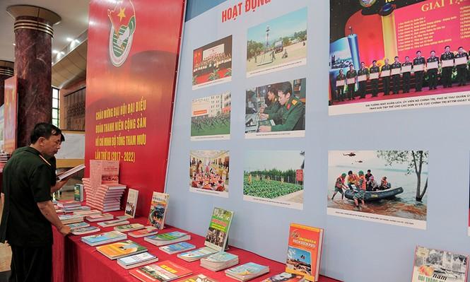 Đại hội Đoàn Thanh niên Bộ Tổng tham mưu nhiệm kỳ 2017-2022 - ảnh 2