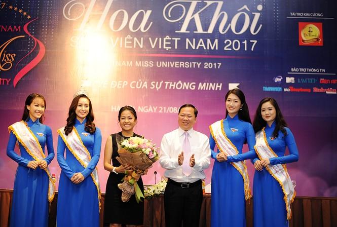 Phát động cuộc thi Hoa khôi Sinh Viên Việt Nam 2017 - ảnh 2