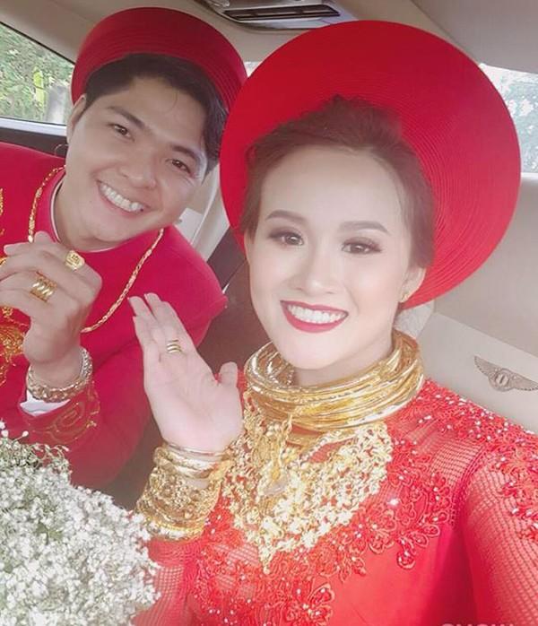 Những đám cưới lạ của cặp đôi 'dậy sóng' cộng đồng mạng năm 2017 - ảnh 4