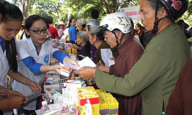 6.000 thầy thuốc trẻ tình nguyện vì sức khoẻ cộng đồng - ảnh 3