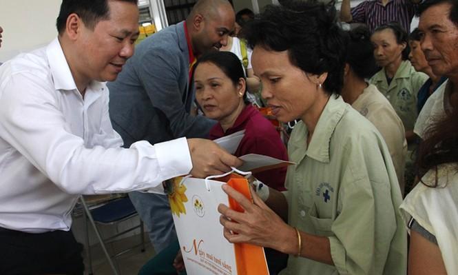 6.000 thầy thuốc trẻ tình nguyện vì sức khoẻ cộng đồng - ảnh 6