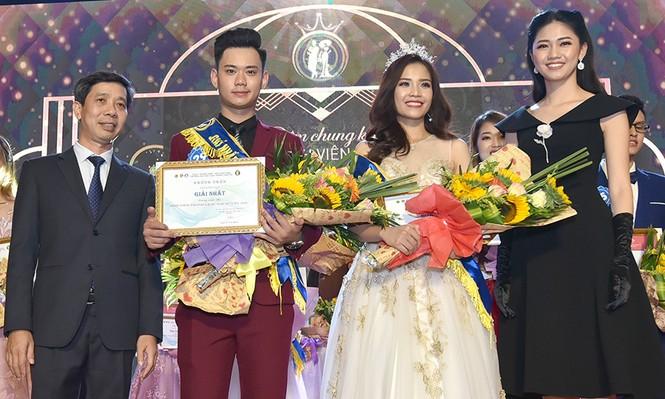 Cặp đôi đẹp nhất giành giải Hoa khôi - Nam vương Giao thông vận tải - ảnh 9