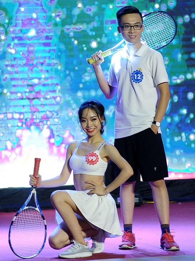 Cặp đôi đẹp nhất giành giải Hoa khôi - Nam vương Giao thông vận tải - ảnh 2