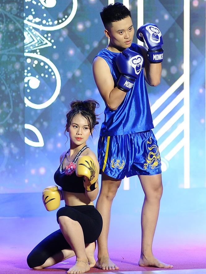 Cặp đôi đẹp nhất giành giải Hoa khôi - Nam vương Giao thông vận tải - ảnh 3