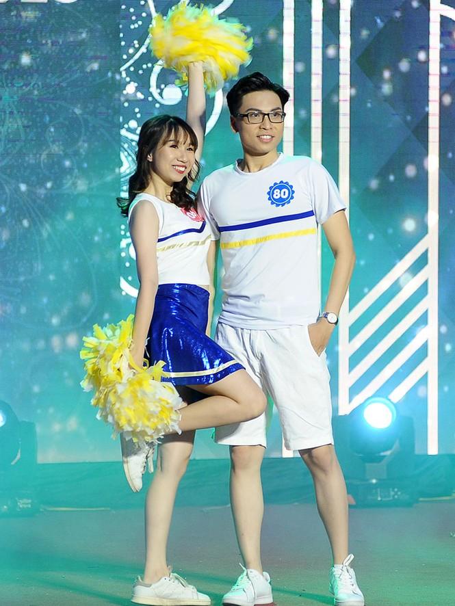 Cặp đôi đẹp nhất giành giải Hoa khôi - Nam vương Giao thông vận tải - ảnh 5