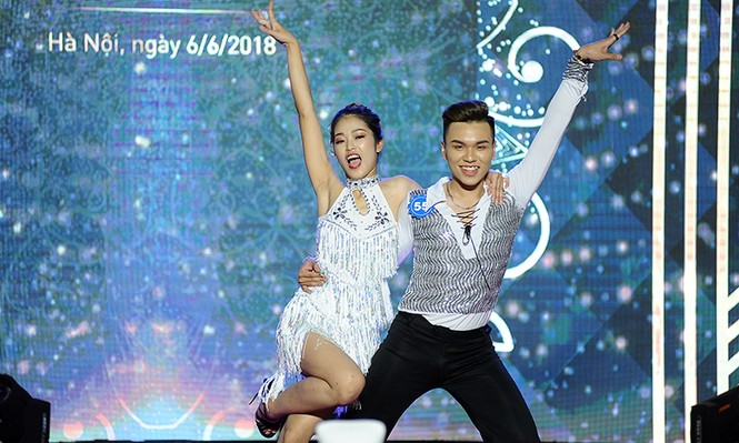 Cặp đôi đẹp nhất giành giải Hoa khôi - Nam vương Giao thông vận tải - ảnh 6