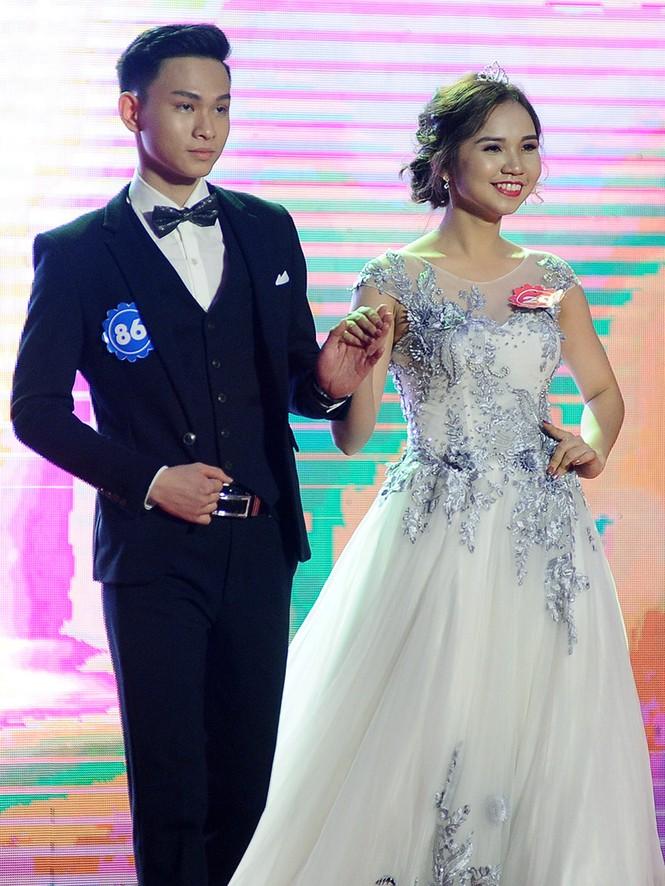 Cặp đôi đẹp nhất giành giải Hoa khôi - Nam vương Giao thông vận tải - ảnh 15