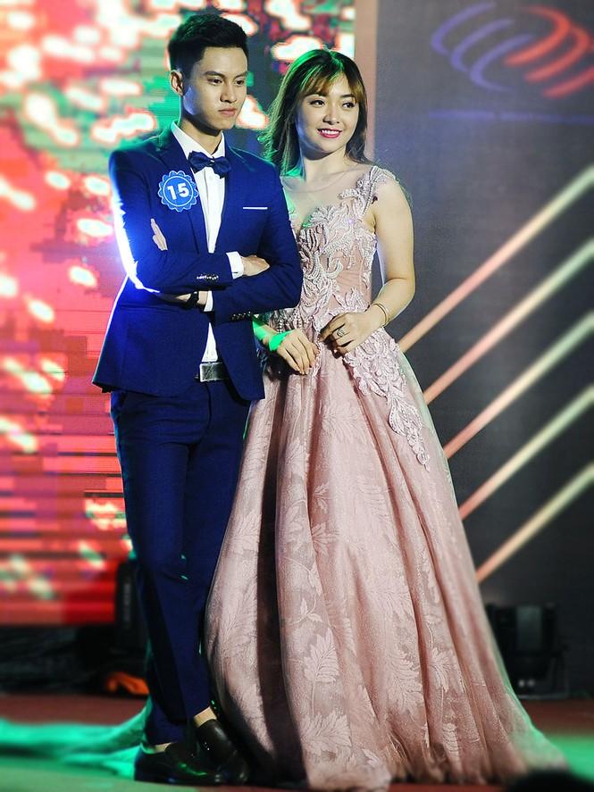 Cặp đôi đẹp nhất giành giải Hoa khôi - Nam vương Giao thông vận tải - ảnh 16
