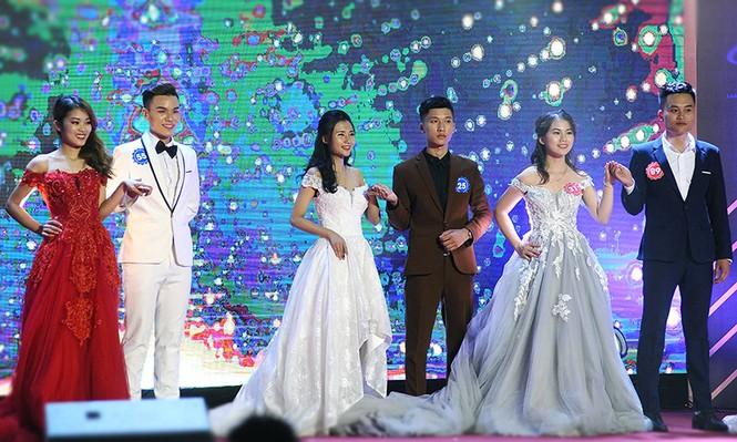 Cặp đôi đẹp nhất giành giải Hoa khôi - Nam vương Giao thông vận tải - ảnh 10