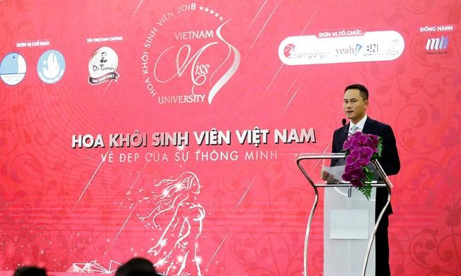Ngắm dàn Á khôi tụ hội trong lễ phát động 'Hoa khôi Sinh viên Việt Nam - ảnh 1