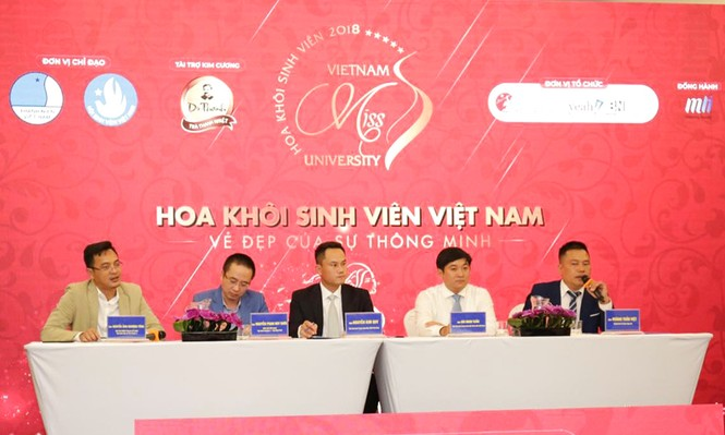 Ngắm dàn Á khôi tụ hội trong lễ phát động 'Hoa khôi Sinh viên Việt Nam - ảnh 2