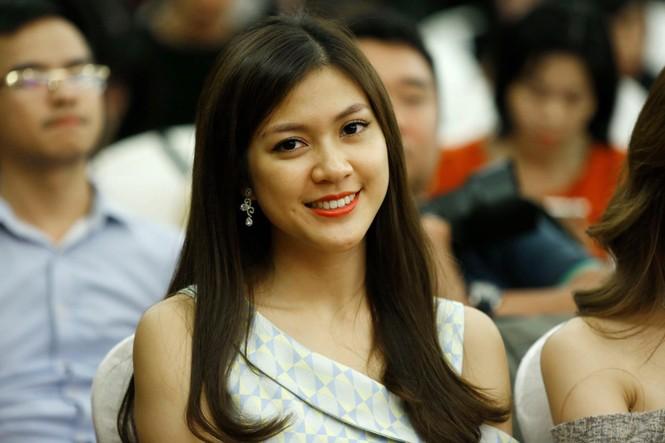 Ngắm dàn Á khôi tụ hội trong lễ phát động 'Hoa khôi Sinh viên Việt Nam - ảnh 4