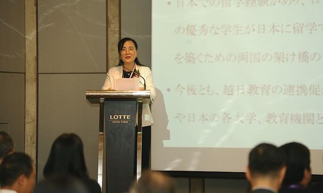 Hàng nghìn bạn trẻ 'săn' học bổng, chương trình du học Nhật Bản - ảnh 3