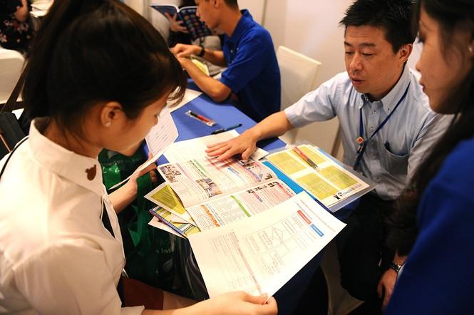 Hàng nghìn bạn trẻ 'săn' học bổng, chương trình du học Nhật Bản - ảnh 7