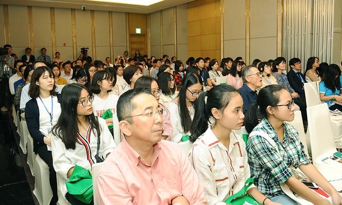 Hàng nghìn bạn trẻ 'săn' học bổng, chương trình du học Nhật Bản - ảnh 5