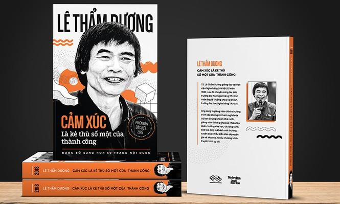 Thành tích tuyển U23 vào sách TS Lê Thẩm Dương - ảnh 1