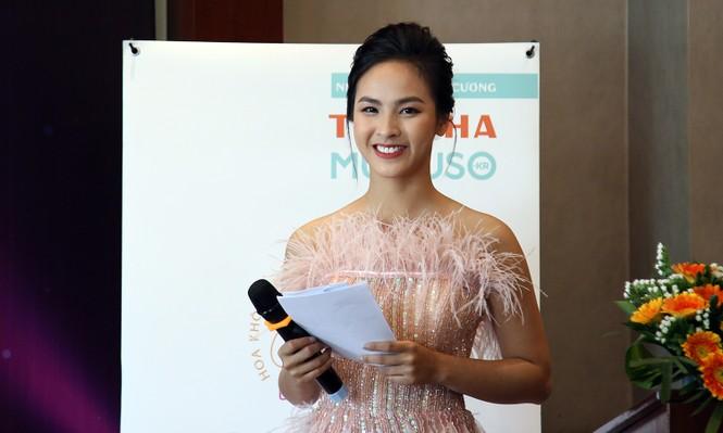 Hội tụ nhan sắc lễ phát động cuộc thi Hoa khôi Sinh viên Việt Nam 2020 - ảnh 5