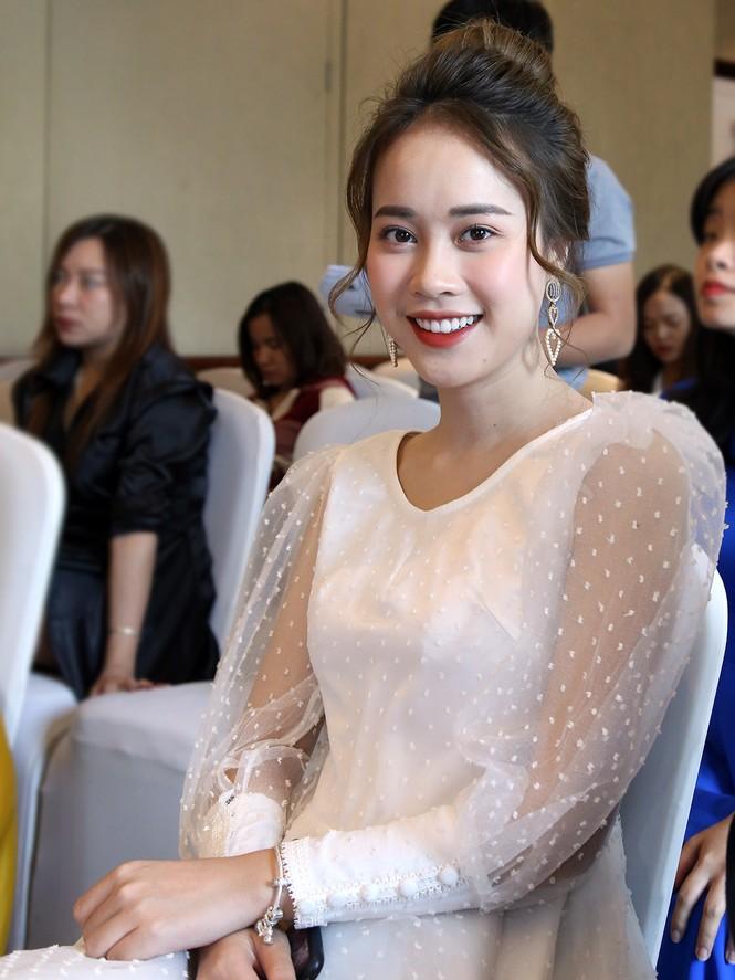Hội tụ nhan sắc lễ phát động cuộc thi Hoa khôi Sinh viên Việt Nam 2020 - ảnh 6