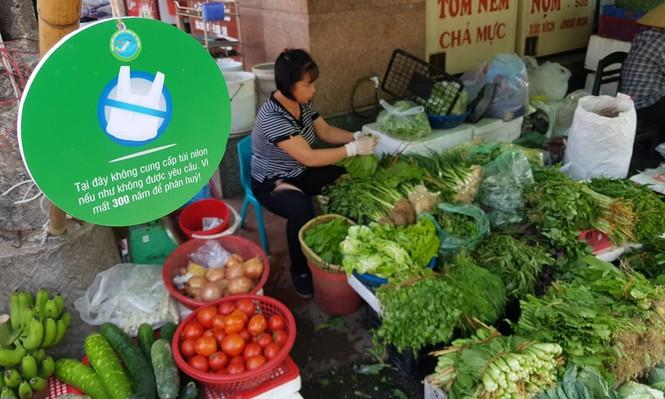 T.Ư Đoàn triển khai mô hình chợ dân sinh, chung cư hạn chế rác thải nhựa - ảnh 13