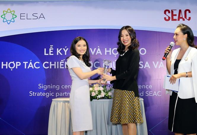 Gương mặt trẻ Việt Nam tiêu biểu 2018 mở rộng ứng dụng ELSA đến Thái Lan - ảnh 2