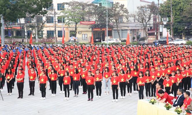 Hành trình Tôi yêu Tổ quốc tôi mang công trình thanh niên đến Điện Biên - ảnh 2