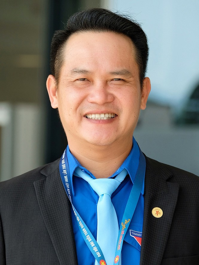 Chân dung 8 Phó Chủ tịch T.Ư Hội LHTN VIệt Nam khóa VIII - ảnh 4