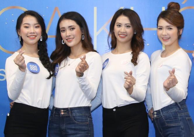 41 thí sinh khoe sắc đua tài chung kết Hoa khôi Sinh viên Việt Nam - ảnh 5