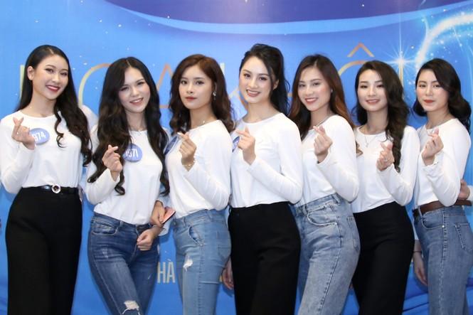 41 thí sinh khoe sắc đua tài chung kết Hoa khôi Sinh viên Việt Nam - ảnh 6