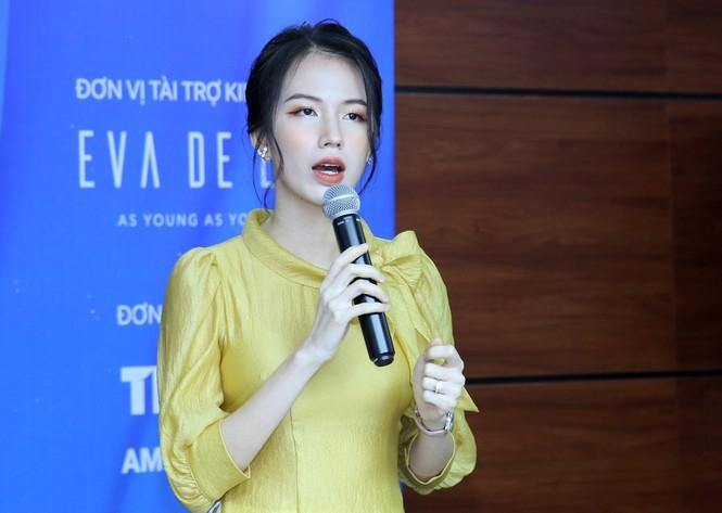 41 thí sinh khoe sắc đua tài chung kết Hoa khôi Sinh viên Việt Nam - ảnh 4