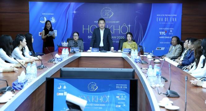 41 thí sinh khoe sắc đua tài chung kết Hoa khôi Sinh viên Việt Nam - ảnh 1