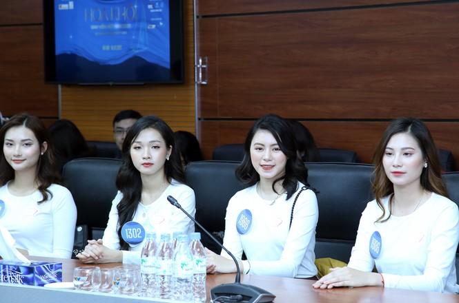 41 thí sinh khoe sắc đua tài chung kết Hoa khôi Sinh viên Việt Nam - ảnh 2