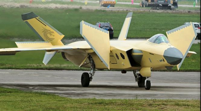 Tham vọng tàng hình của không quân Trung Quốc - ảnh 2