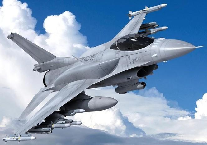 Mỹ: Rao bán tiêm kích F-16 trên mạng - ảnh 1