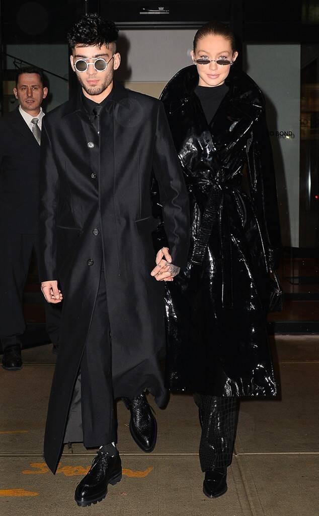 Đột nhập tiệc sinh nhật lần 25 của Siêu mẫu Gigi Hadid bên bạn trai -ca sĩ Zayn Malik - ảnh 3