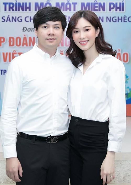 Sau đám cưới hồi tháng 10 /2017, Đặng Thu Thảo hạn chế hoạt động showbiz để lui về làm hậu phương của chồng. Cô lần lượt sinh con gái đầu lòng vào tháng 3/2018 và con trai thứ hai vào tháng 5/2020.