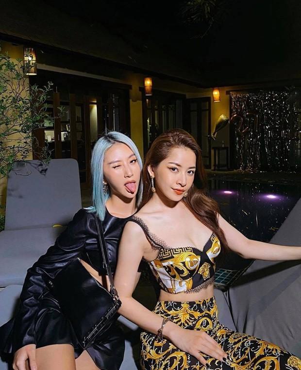 """Giữa nghi vấn Chi Pu và Quỳnh Anh Shyn """"toang"""" vì tình, Ngọc Thanh Tâm khoe tình bạn 15 năm bền chặt vì nguyên tắc: """"Cùng gu rượu, khác gu trai"""" - Ảnh 6."""