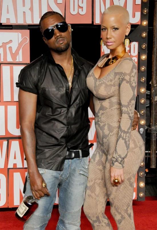 Amber Rose slammed Kim as a home wrecker after she and Kanye split