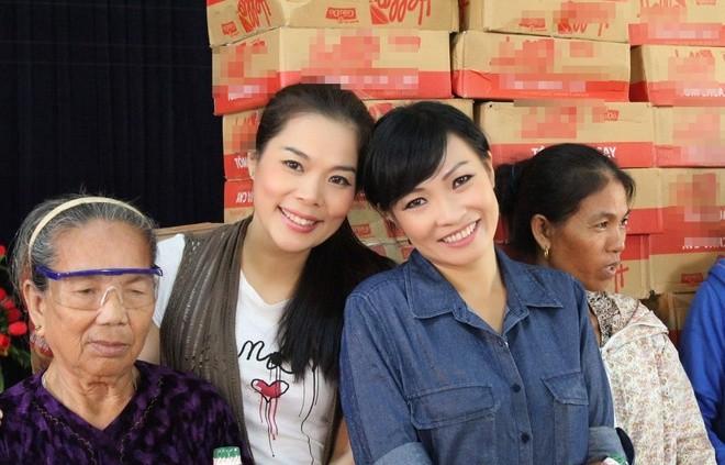Dàn Sao Việt chung tay ủng hộ đồng bào miền Trung - ảnh 6
