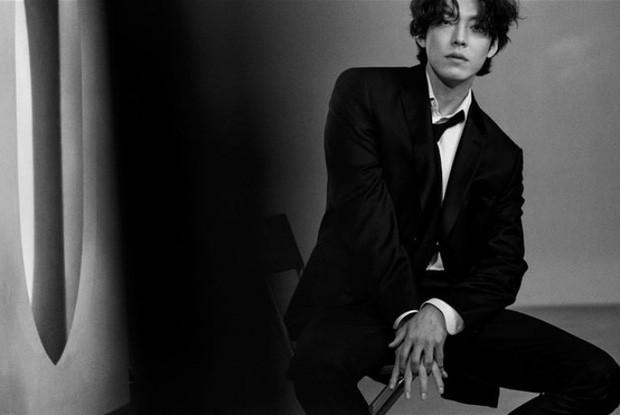 Kim Woo Bin xuất hiện đẹp chuẩn