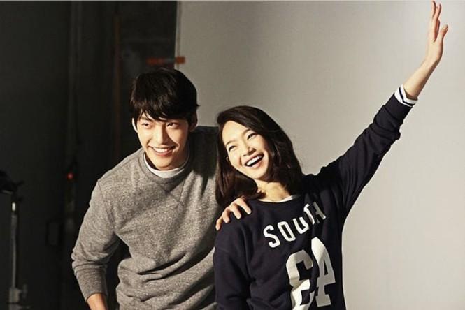 Kim Woo Bin và Shin Min Ah: Mối tình