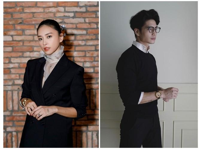 Huy Trần công khai mối quan hệ với Ngô Thanh Vân chưa được 2 phút; Ngọc Trinh lại diện quần tất không nội y gây