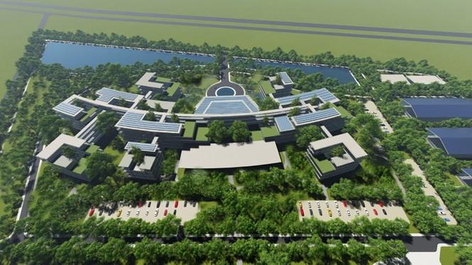 Sẽ đầu tư hơn 400 triệu đô xây dựng ĐHQG Hà Nội tại Hoà Lạc - ảnh 3