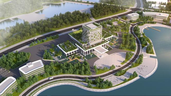 Sẽ đầu tư hơn 400 triệu đô xây dựng ĐHQG Hà Nội tại Hoà Lạc - ảnh 1