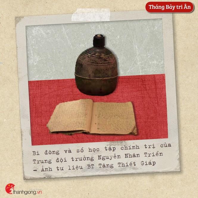 Tháng Bảy tri ân: Những kỷ vật từ kíp xe tăng bất tử 377 tái hiện một thời hoa lửa - ảnh 5