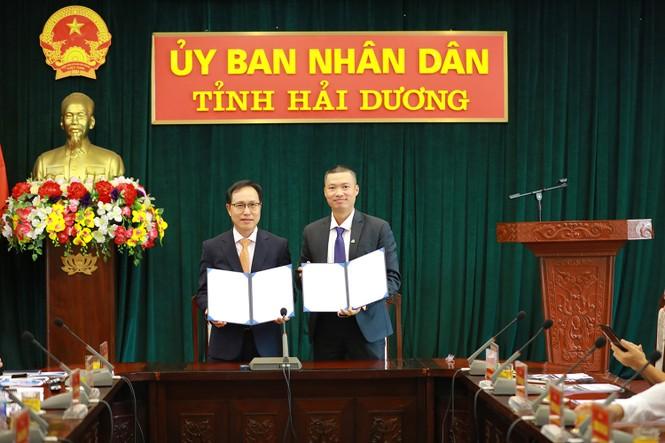Khởi động Dự án tư vấn cải tiến doanh nghiệp tỉnh Hải Dương - ảnh 1