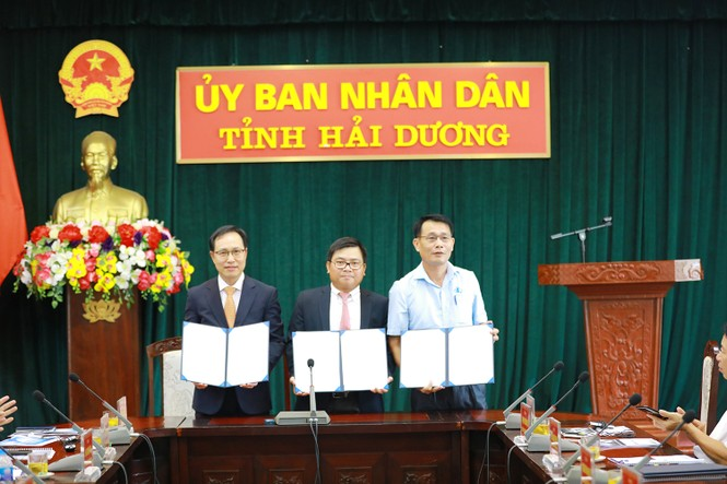 Khởi động Dự án tư vấn cải tiến doanh nghiệp tỉnh Hải Dương - ảnh 2