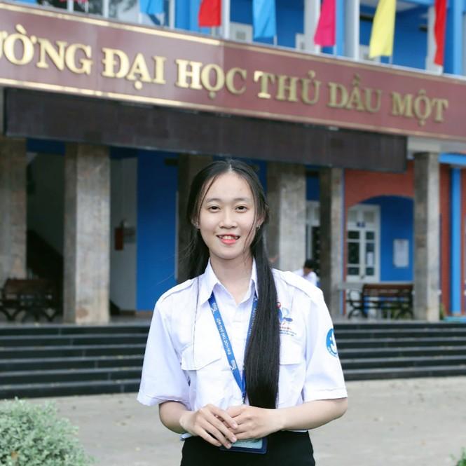 Nữ đảng viên tuổi 18 với thành tích học tập đáng ngưỡng mộ - ảnh 1
