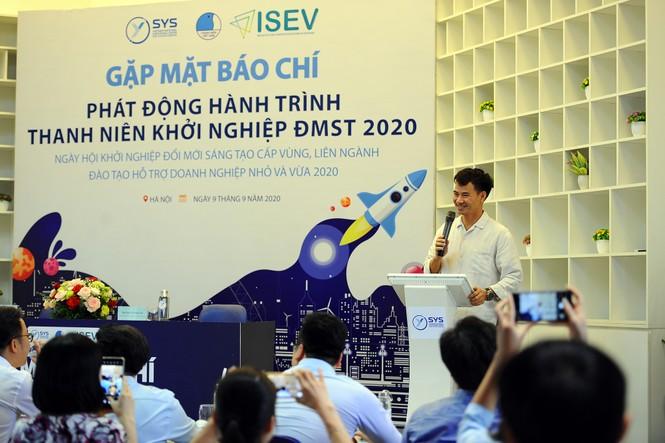 """NSƯT Xuân Bắc đồng hành cùng """"Hành trình thanh niên khởi nghiệp đổi mới sáng tạo 2020"""" - ảnh 4"""